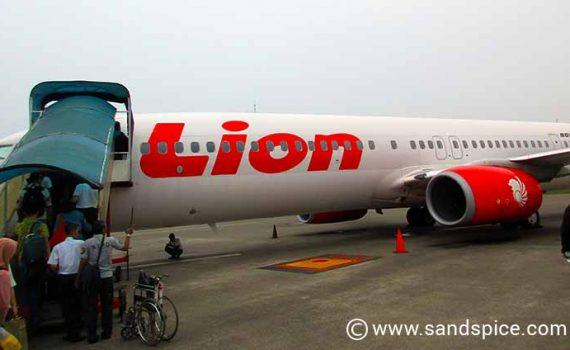 Lion Air - Central Java & Karimunjawa