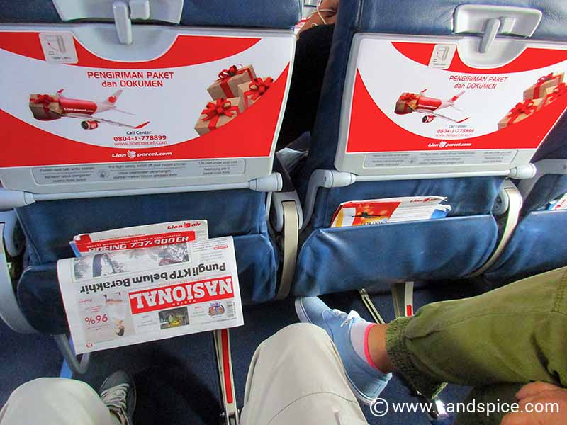 Lion Air Inflight Experience