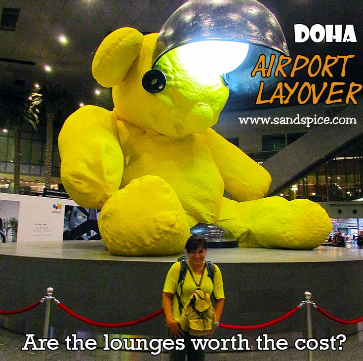 Doha Airport Layover