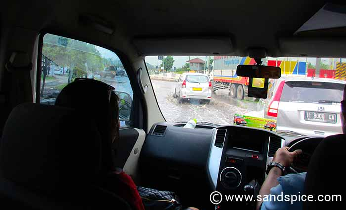 Minibus from Semarang to Jepara