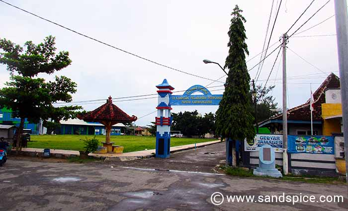 Karimunjawa Town