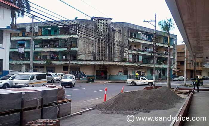 Avoid slum areas when choosing Panama City Hotels