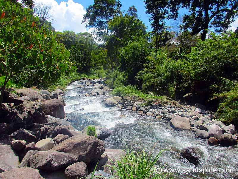 The Caldera River