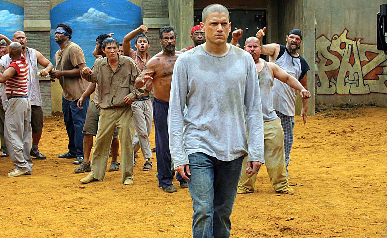 The Soná of 'Prison Break' Fame