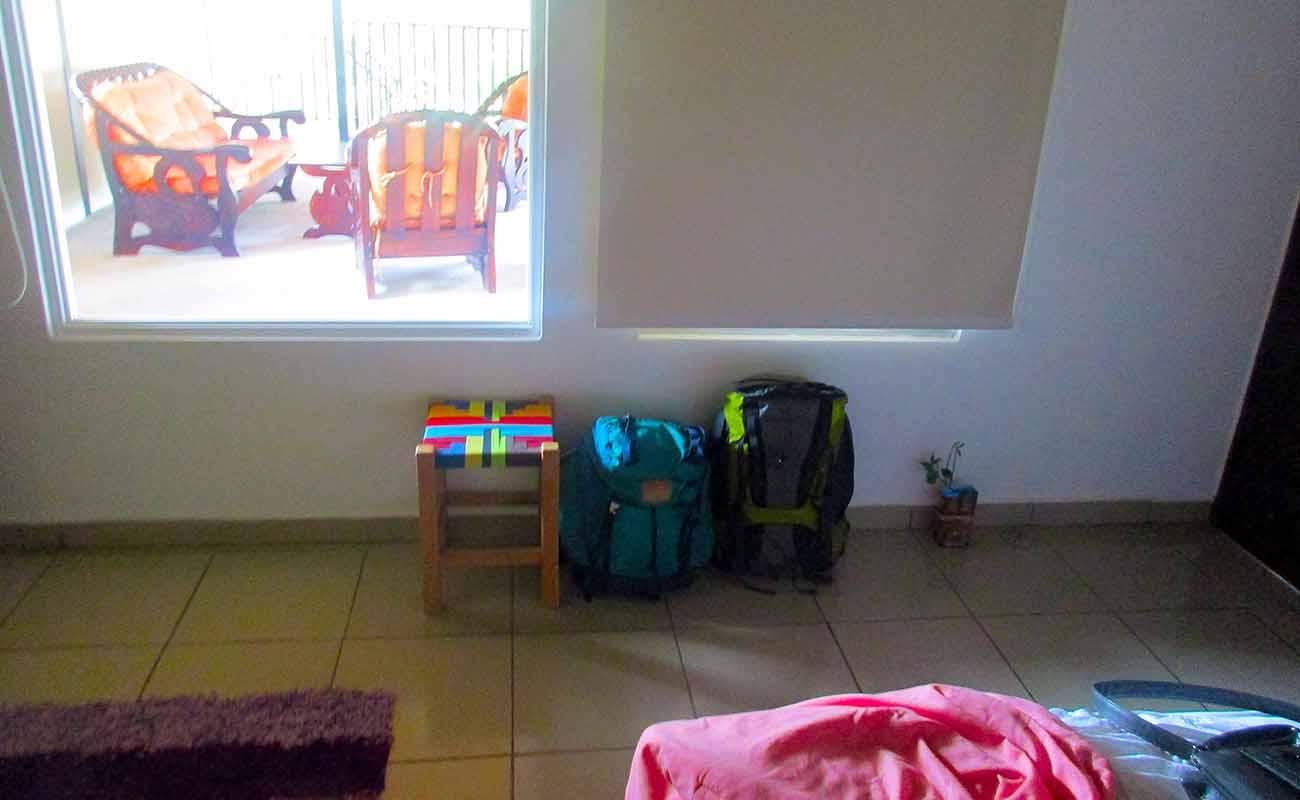 Hotel Central Boquete Panama