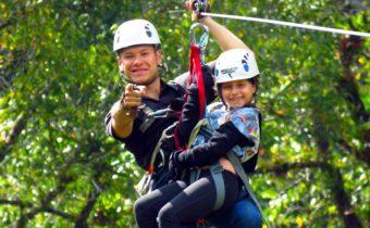 TreeTrek Ziplining Boquete Panama