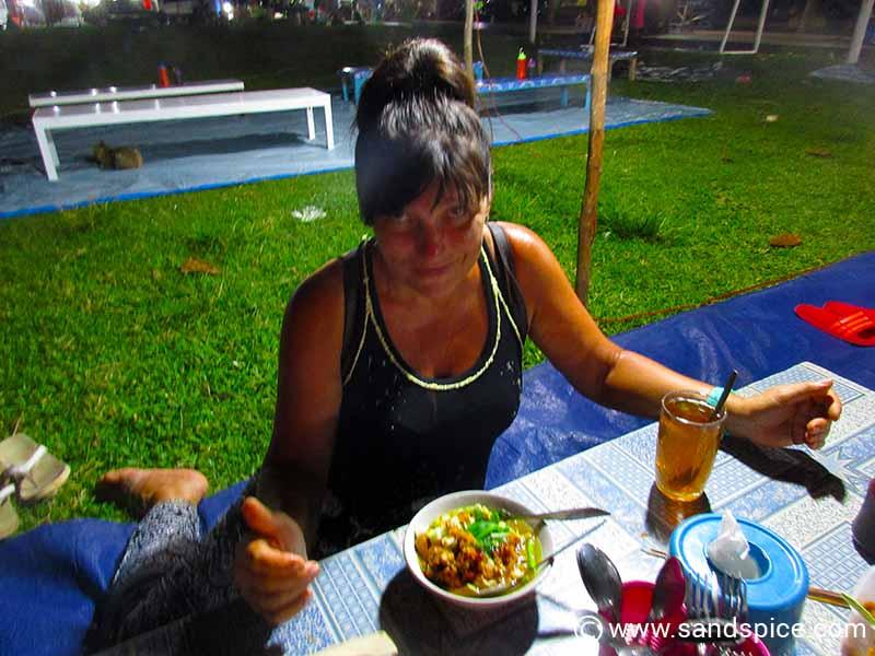 Karimunjawa Eating Out