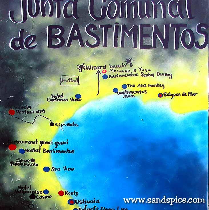 Bastimentos Bocas Del Toro
