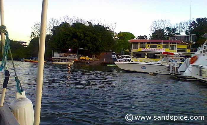 Boca Chica to Panama City