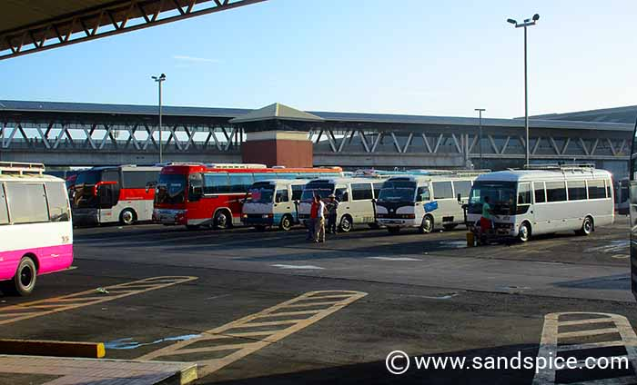 Panama City - Albrooke bus station