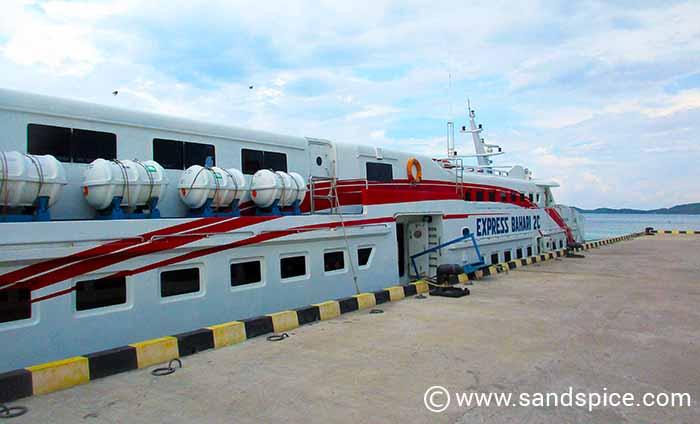 Karimunjawa Island Boat Transfer