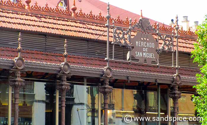 Madrid Attractions and Eating Out - Mercado de San Miguel