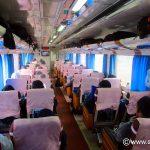 Jakarta Train from Semarang