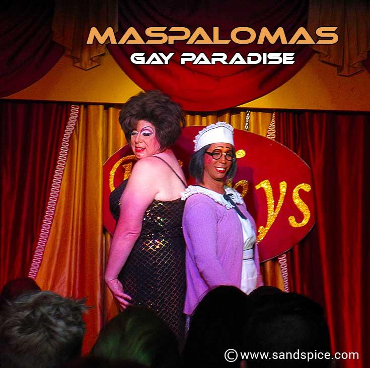 Maspalomas Gay Paradise