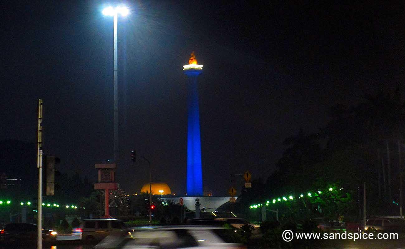 Jakarta Takes Mansion