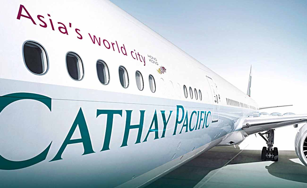 Cathay Pacific Inflight