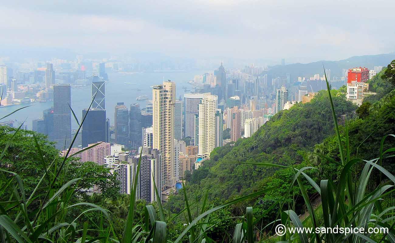 Tsim Sha Tsui Hong Kong Stopover