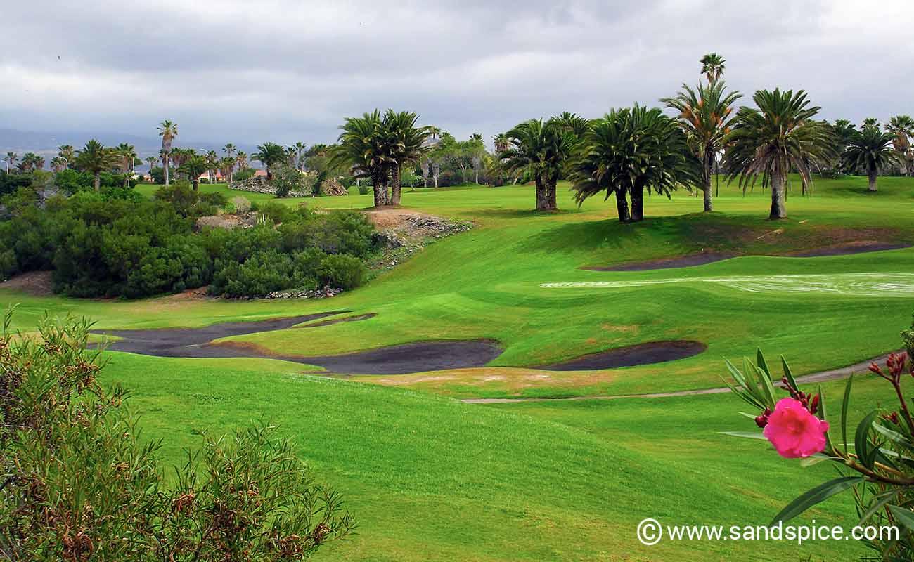 Tenerife South - Golf del Sur