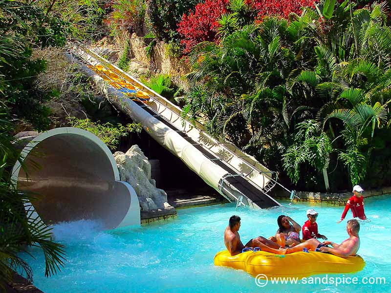 Tenerife Siam Park Sensation