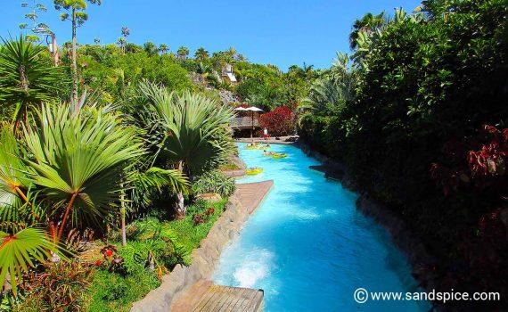 Tenerife's Siam Park Sensation