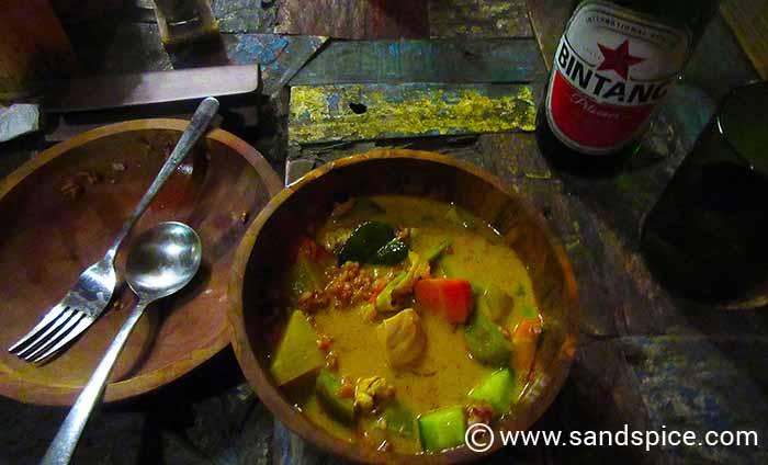 Ubud Bali Eating Out