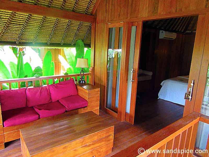 Lembongan Island Guesthouses -Sukanusa Luxury Huts