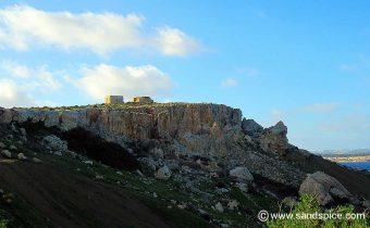 Malta Clifftop Camping