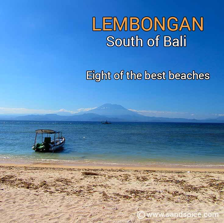 Lembongan Island Beaches
