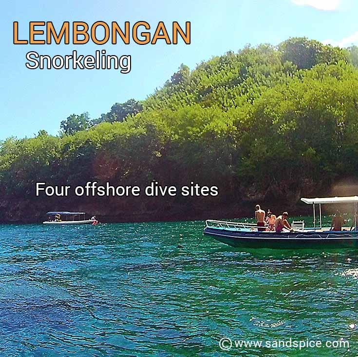 Lembongan Snorkeling Tour