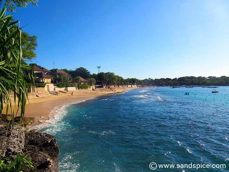 Lembongan Island Beaches - Tamarind Beach