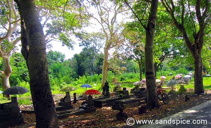 Death in Lembongan