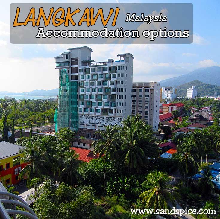 Langkawi Accomodation Options
