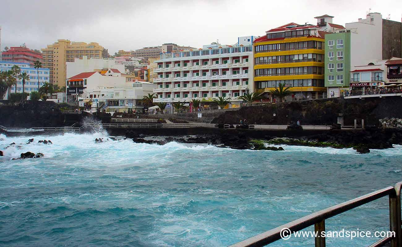 Tenerife North - Puerto de la Cruz