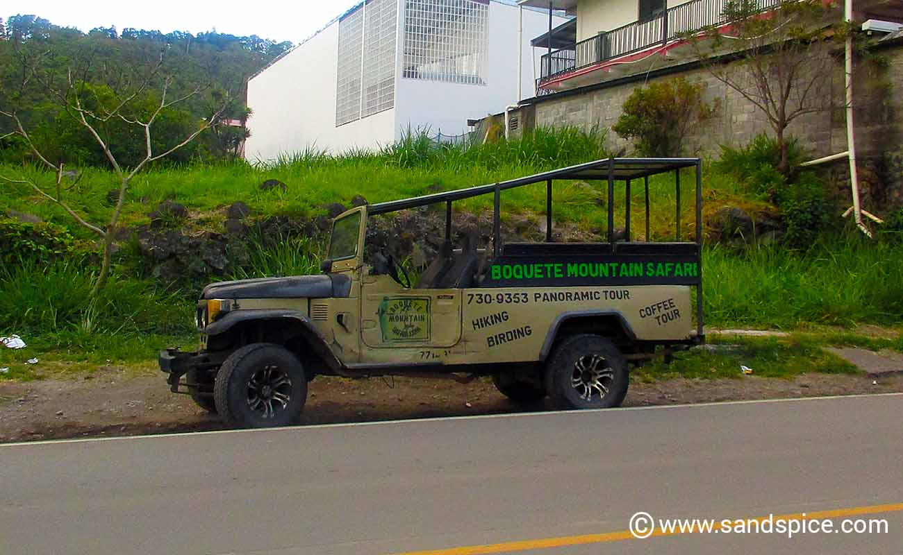 What to do in Boquete Panama