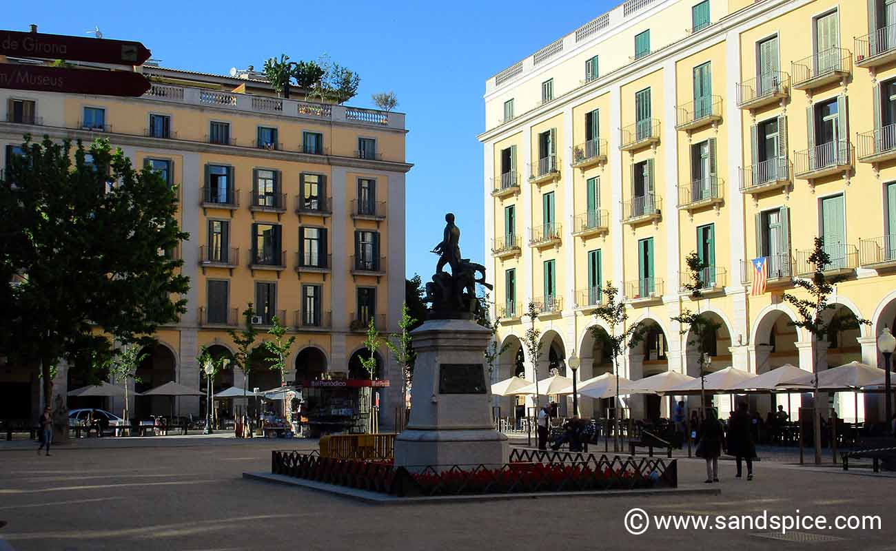 Girona City Stopover