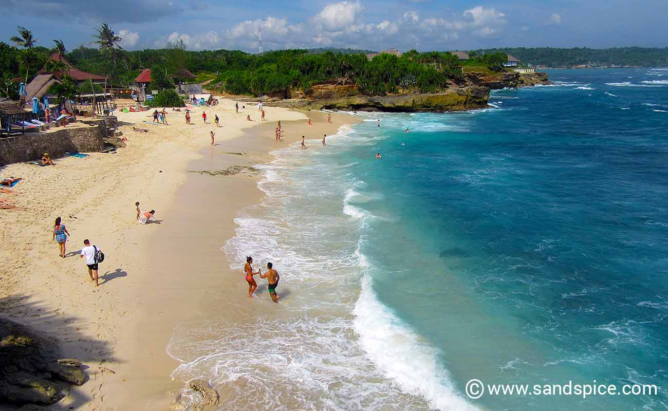 Lembongan Island Beaches