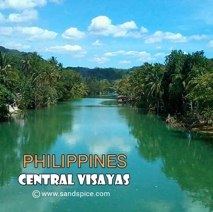 Philippines Central Visayas