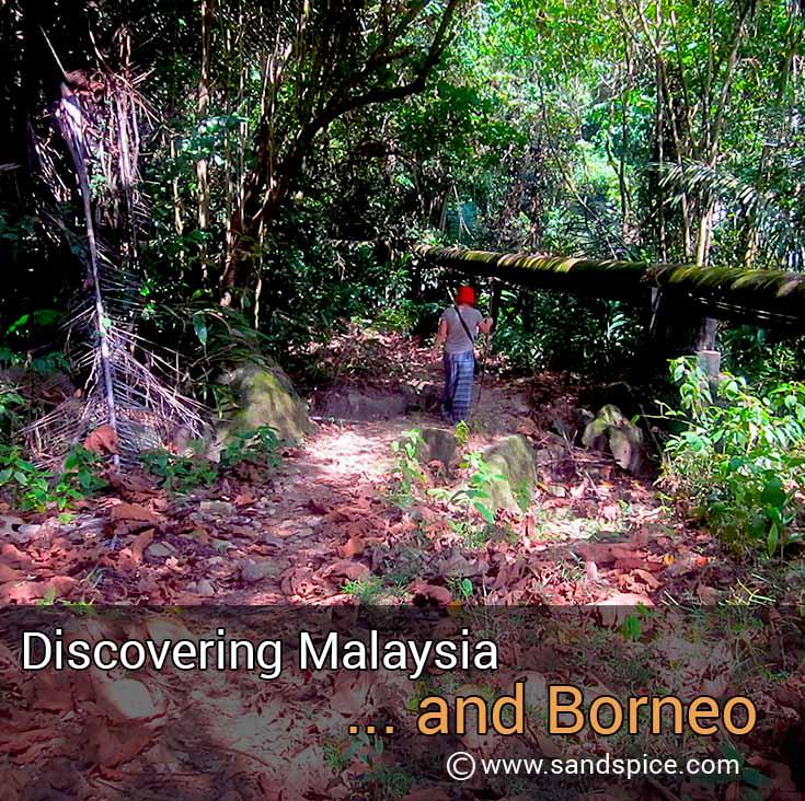 East Malaysia & Borneo