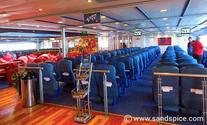 Gran Canaria Ferry