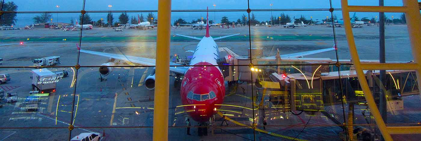 Airlines, Airports & Transfers