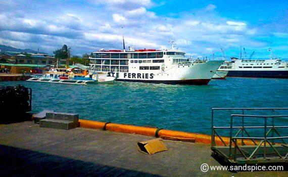 Bohol Ferry From Cebu
