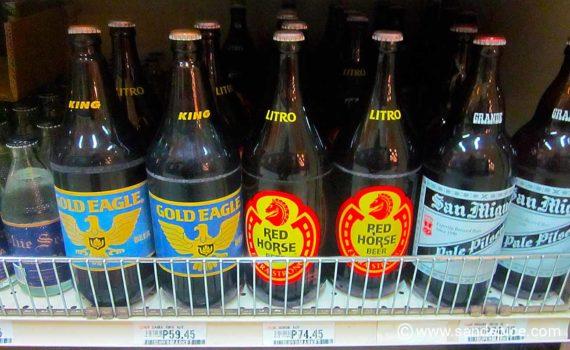 Booze in Bohol