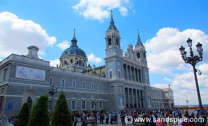 Madrid Budget Break - The Royal Palace