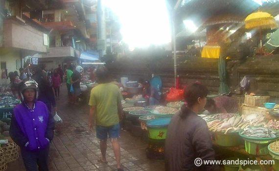 Denpasar Souvenir Shopping