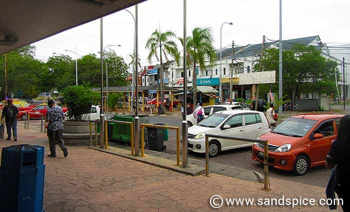 Visa Runner - Langkawi Malaysia to Songkhla Thailand