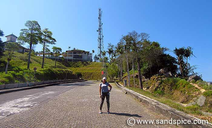 Climbing Gunung Raya
