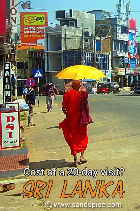 Sri Lanka Summary
