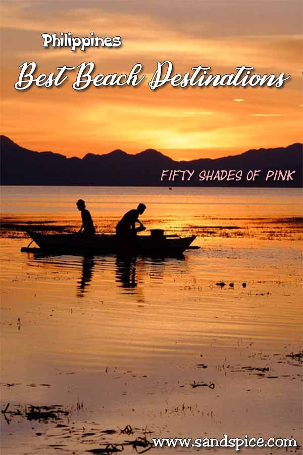 Philippines Best Beach Destinations? - Fifty Shades of Pink