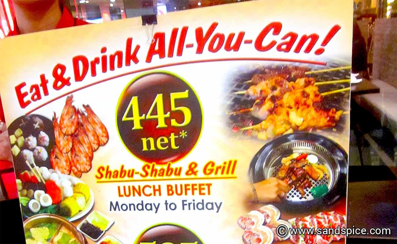 Manila Shabu Shabu Restaurants