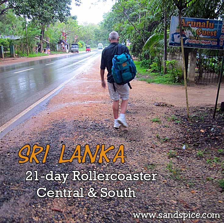 Sri Lanka Travel Plan: 21-day rollercoaster to World's End and beyond